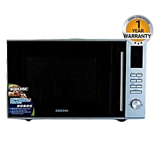 BMO930  - Microwave with Grill & Convection - 30 Litres - Silver