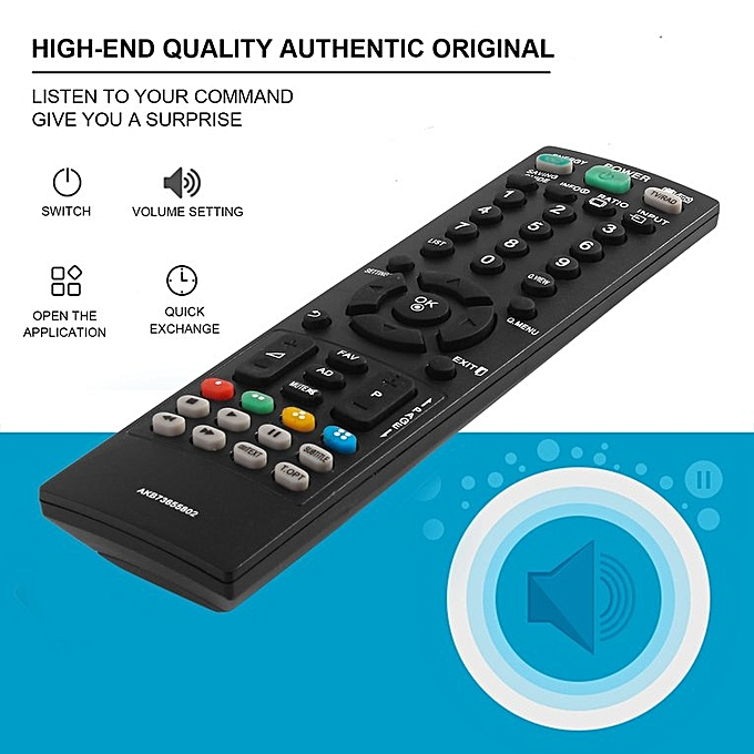 TA-AKB73655802 TV Universal Remote Control Available For LG LED LCD Smart .