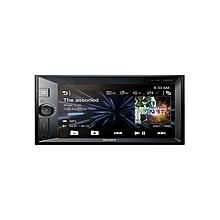XAV-W601 - LCD DVD Receiver - Black
