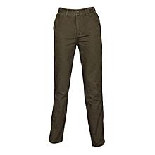 Jungle Green Khaki Pants