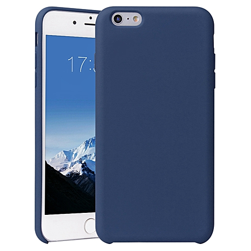 outlet store 83743 45ec1 iPhone 6S Plus Case,Soft Rubber Silicone TPU Ultra-Thin Durable Smart Phone  Case for Apple iPhone 6 Plus/6S Plus 5.5
