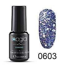 8ml  UV Gel Polish-Diamond Glitter 0603