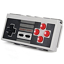 LEBAIQI 8Bitdo NES30 Wireless Bluetooth Gamepad Game Controller for iOS Android PC Mac Linux