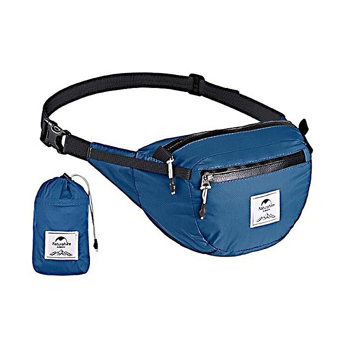 22b6ac9b8cc Multi-function Fashion Waterproof Waist Bag-PEACOCK BLUE