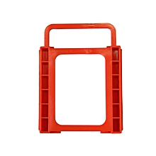 UJ 2.5 To 3.5 SSD HDD Notebook Hard Disk Drive Mounting Bracket Adapter Holder