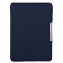Portable Protective Magnetic Case Bracket Ultra Thin Protect PU Leather Case