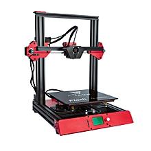 TEVO® Flash 98% Prebuilt 3D Printer Kit 235*235*250 Printing Size EU PLUG