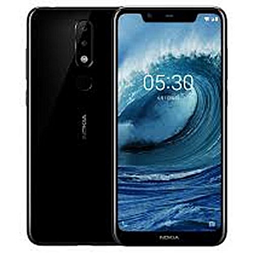 Nokia 5.1 Plus 4G 32GB Dual-SIM black EU Prezzi Shock ...
