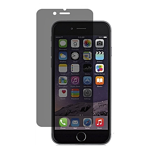 Generic for iphone 6 / 6s Premium Privacy 2.5d 9H Tempered Glass Screen Guard Protector )