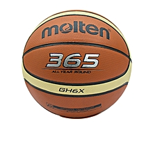 Basketball Syn. Leather Indoor/Outdoor # 6: Bgh6x: