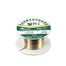 BEST BST-052 0.05/0.06/0.08MM 100M Diamond Wire Mibile Phone Screen Cutting Seperaration Wire Line 0.05mm