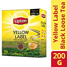 Lipton Loose Tea Yellow Label  - 200g