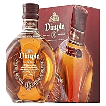 15 years Blended Scotch whisky - 750ml
