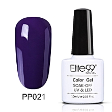 10ml UV/LED Gel Nail polish-Purple series (PP021)