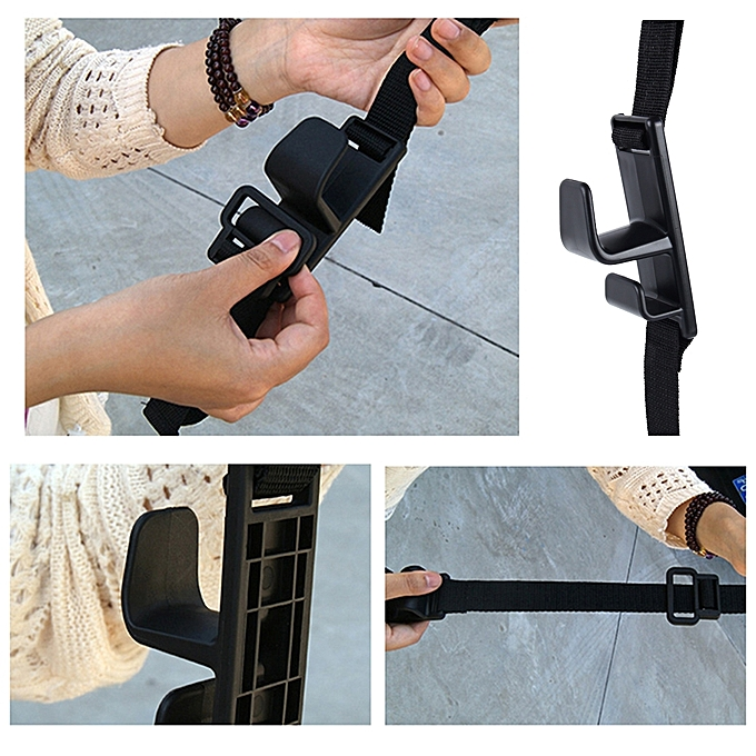 Shunwei Sd 2512 Car Headrest Hook Universal Adjule Back Seat Hanger Holder