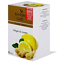 Ginger & Lemon - 40g