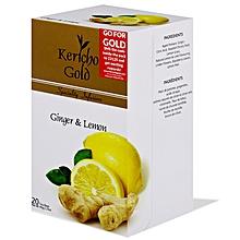Ginger & Lemon - 40g