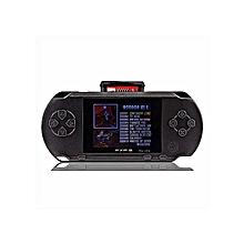 PXP3 Game Console Handheld Portable 16bit Retro Video Game Player (black)