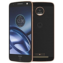 Lenovo Moto Z 5.5 Inch 4GB RAM 64GB ROM Qualcomm Snapdragon 820 Quad Core 4G Smartphone Black
