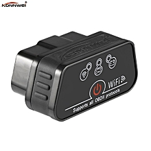 Konnwei KW903 ELM327 OBDII WiFi OBD2 Auto Car Diagnostic Scanner