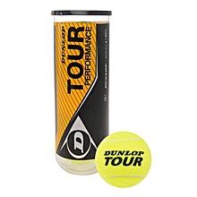 Tour Performance Tennis Balls - Yellow