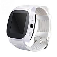 T8 Bluetooth Smartwatch Wristband GPS Tracker Sleep Monitor