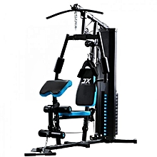 JX-DS913 Multi exercise station - Black