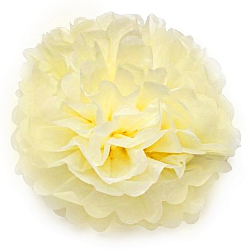 Generic Diy 8 Inch Paper Flower Ball Wedding Party Home Decoration