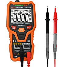 PEAKMETER PM8248S Auto Range Digital NCV Multimeter Voltmeter Ammeter
