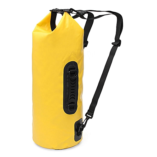 Generic 15L Sports Waterproof Dry Storage Bag Backpack Outdoor Floating  Boating Camping   Best Price  c3e93174d9506