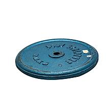 BW-20-B - Weight Cast Iron Plate -20KG - Blue