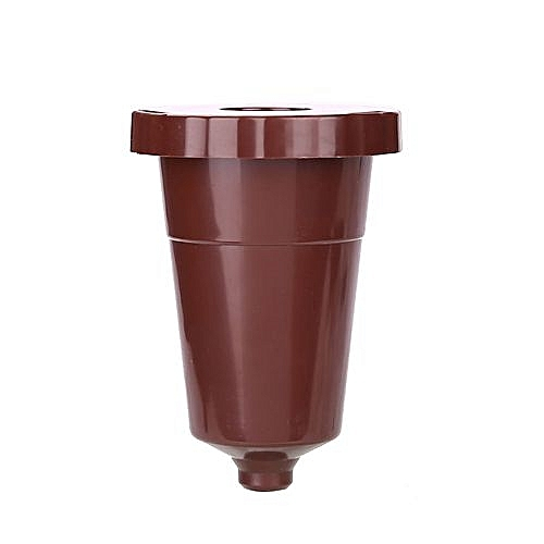 Reusable Coffee Filter Cup Strainer Food Grade Stainless Steel With Mesh Basket