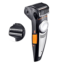 New 2 in 1 Multifunction Men Electric Shaver And Hair Trimmer 100-240V 19 Settings Cutting Length Ajustable Shaver Razor