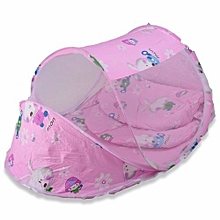 Baby Sleeping Nest -Baby bassinet with Breathable view mesh