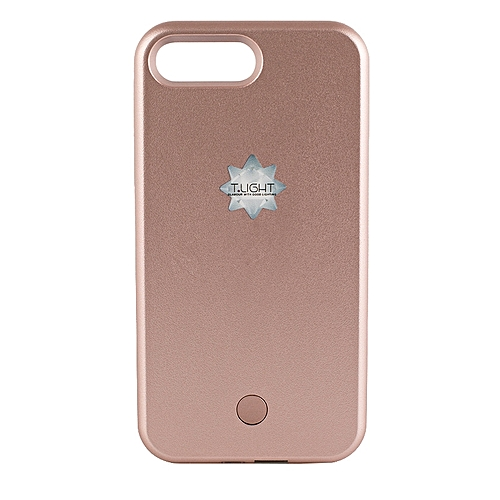 best service b9394 0911a Iphone 6 LED Cover - Rose Gold