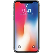 IPhone X 5.8-Inch HD (3GB,256GB ROM) IOS 11, 12MP + 7MP 4G Smartphone - Space Grey