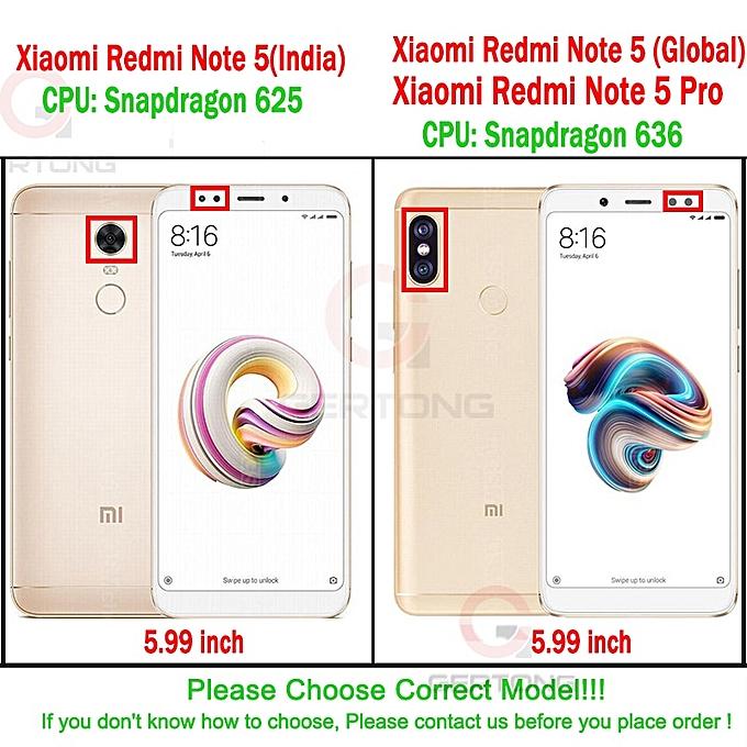 Full Cover Tempered Glass For Xiaomi Mi A1 A2 Lite 8 Redmi 5 Plus 6 6A  Redmi Note 5 6 Pro Mi8 Mi 9 Screen Protector Film(Color Black)