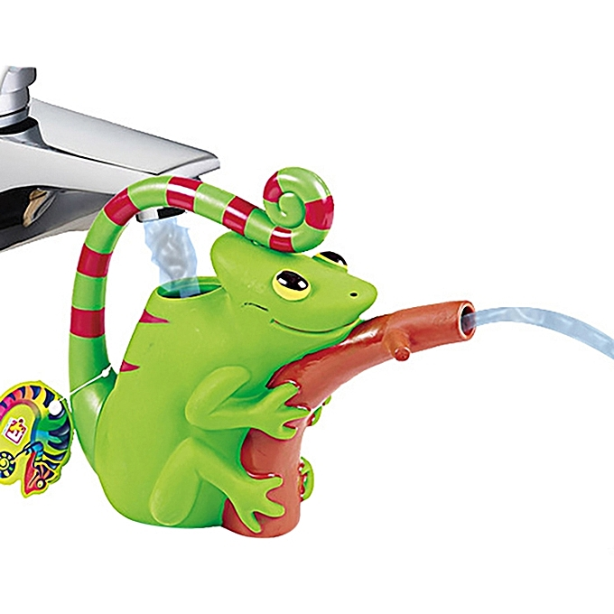 buy generic chameleon style plastic watering pot toy for kids paddle