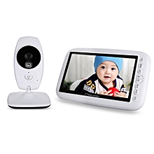 7.0 inch Wireless Video Baby Monitor HD Babys Nanny Security Camera Night Vision Temperature Monitors Guardianer For Kids # US