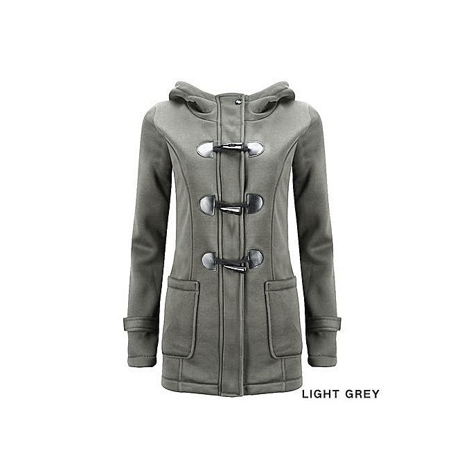 7e9ed158b25 Tanson 5 Colors Double-breasted Wool Jacket Coat Hoodies Autumn Winter  Women Girl Warm Plus
