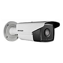4MP EXIR Bullet Network Camera ,IP66- 50m LR Distance -White.