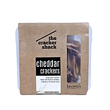 Food Cheddar Crackers-200g