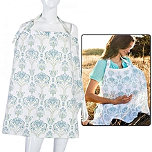 Breastfeeding Baby Infant Cotton Cloth Breathable Nursing Cover Blanket Shawl #4