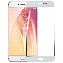 Front Screen Outer Glass Lens for Vivo X7 Plus(White)