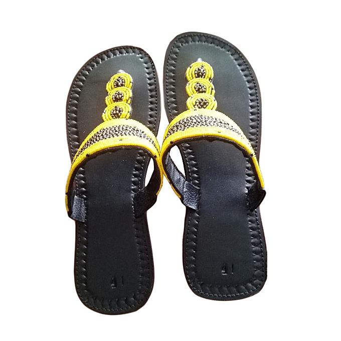 acb423bc493c0 Beautiful Ladies Maasai Sandals. Leather