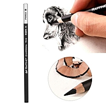 12pcs/Lot Charcoal Pencil Set Professional Art Drawing Sketching Pencils School Stationery
