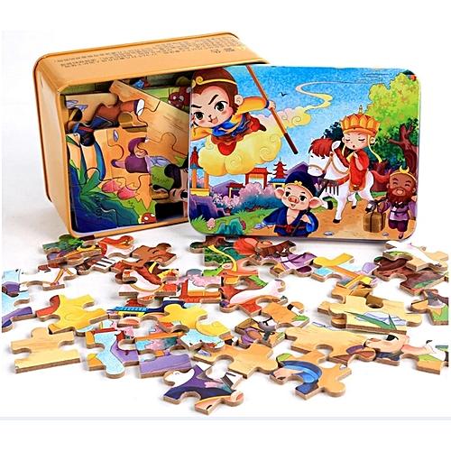 100 Piece Jigsaw Educational Puzzle