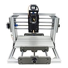 Mini DIY CNC2417 Mill Router Kit Desktop Metal Engraver PCB Milling Machine