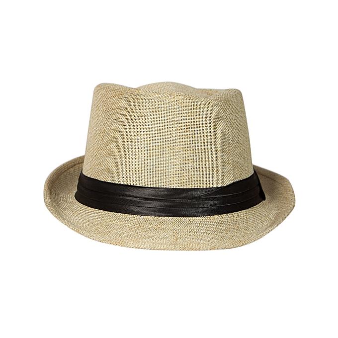 af6e4efcf1b Buy Generic Beige Summer Hat   Best Price