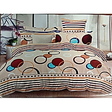 Quality duvet, 1 bedsheet and 2 pillow cases